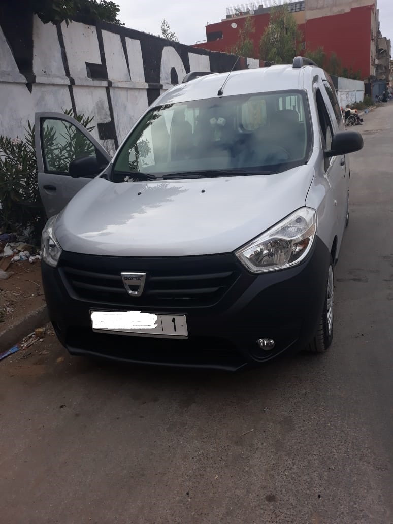 Dacia Dokker Model 2018