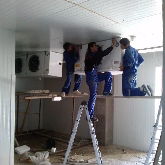 maintenance frigorifique plomberie générale