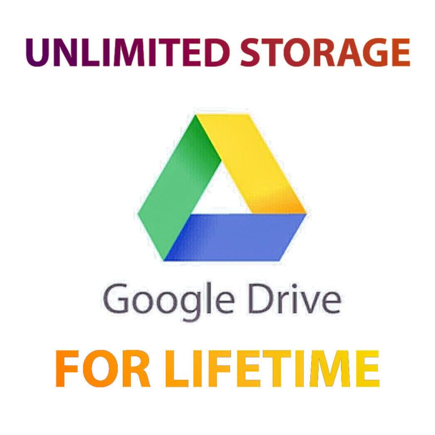 google-drive-unlimited-storage
