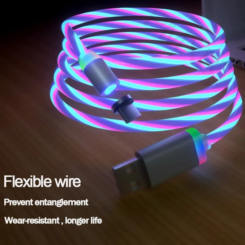 Cable megnatic for phones