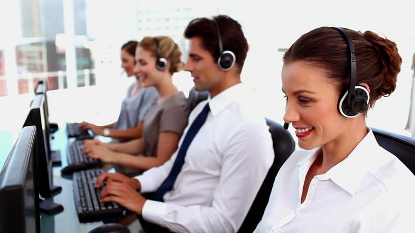 Recrutement centre d'appel