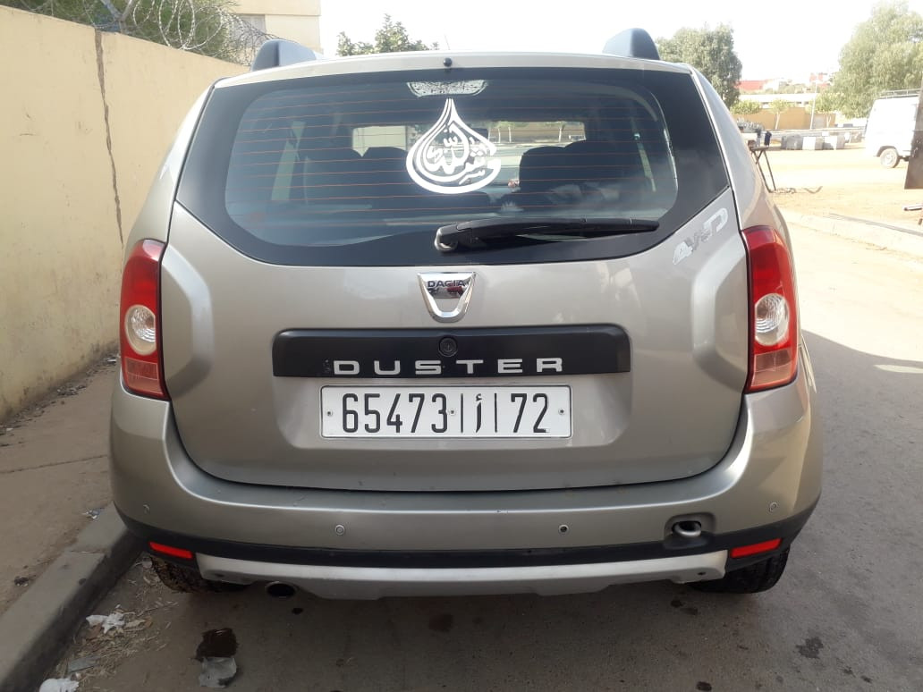 duster-4x4