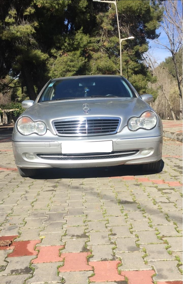 Mercedes-Benz C Class C220 M 2003