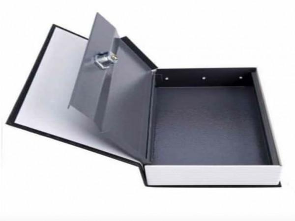 خزانة سرية على شكل كتاب coffre-fort