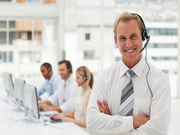 Centre d'appel  avec ou sans bac