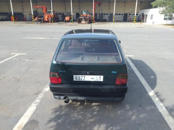 fiat uno model 1998 diesel