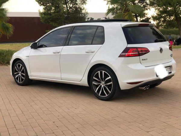 Golf 7 model 2014 version ICUP