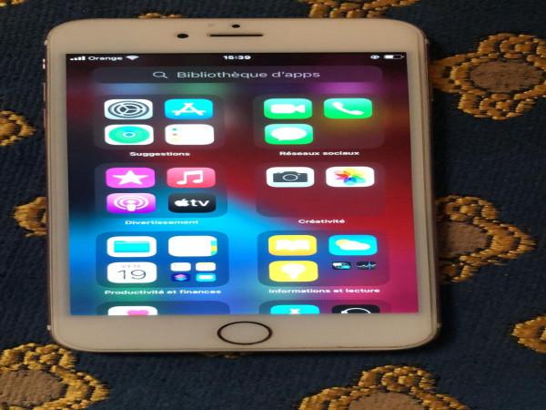 iphones 6s plus officiel